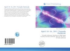 Capa do livro de April 14–16, 2011 Tornado Outbreak