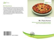 Mr. Pizza Korea的封面