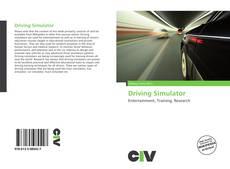 Capa do livro de Driving Simulator
