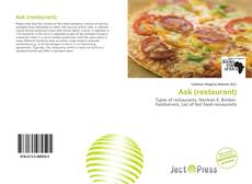 Bookcover of Ask (restaurant)