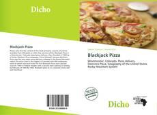 Capa do livro de Blackjack Pizza