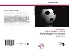 Capa do livro de Carlos Alberto Juárez