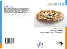 Capa do livro de Buddy's Pizza