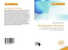 Couverture de Don Quixote (Picasso)