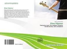 Capa do livro de Elias Viljanen