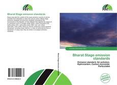 Bookcover of Bharat Stage emission standards