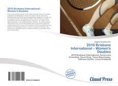 Copertina di 2010 Brisbane International – Women's Doubles