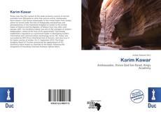 Bookcover of Karim Kawar