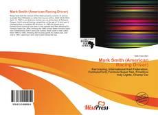 Capa do livro de Mark Smith (American Racing Driver)