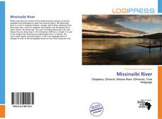 Bookcover of Missinaibi River