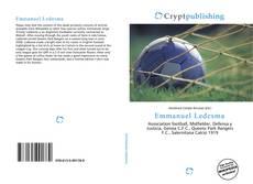 Portada del libro de Emmanuel Ledesma