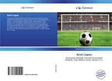 Portada del libro de Ariel López