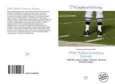 Buchcover von 1968 Dallas Cowboys Season