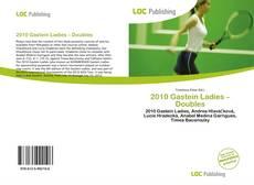 Capa do livro de 2010 Gastein Ladies – Doubles