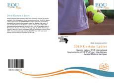 Capa do livro de 2010 Gastein Ladies