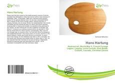 Hans Hartung kitap kapağı