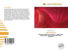 Capa do livro de Jens Jensen