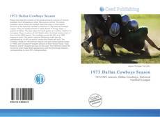 1973 Dallas Cowboys Season的封面