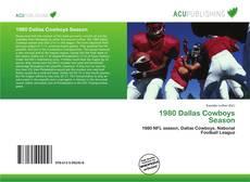 Buchcover von 1980 Dallas Cowboys Season