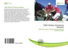 Buchcover von 1981 Dallas Cowboys Season