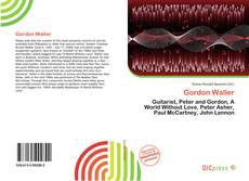 Buchcover von Gordon Waller