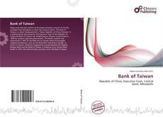 Bookcover of Bank of Taiwan