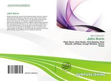 Capa do livro de John Kerin