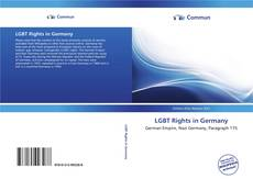 Bookcover of LGBT Rights in Germany