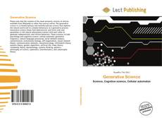 Bookcover of Generative Science