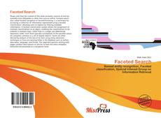 Bookcover of Faceted Search