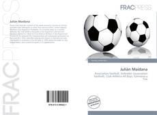 Capa do livro de Julián Maidana