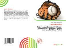 Bookcover of Julio Borbon