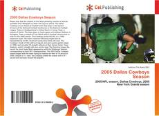 Bookcover of 2005 Dallas Cowboys Season