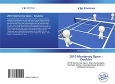 Обложка 2010 Monterrey Open – Doubles