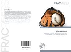 Portada del libro de Frank Bowes
