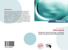 Bookcover of Allied Bank