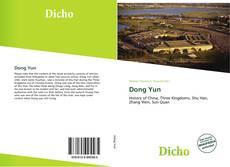 Bookcover of Dong Yun