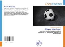 Capa do livro de Mauro Marchano
