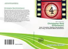Christopher Reid (Entertainer) kitap kapağı