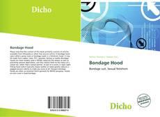 Обложка Bondage Hood