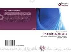 Bookcover of BPI Direct Savings Bank