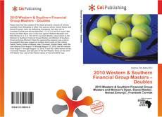 Portada del libro de 2010 Western & Southern Financial Group Masters – Doubles