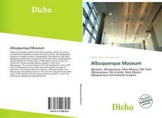 Capa do livro de Albuquerque Museum