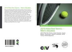 Bookcover of 2010 Pilot Pen Tennis – Men's Doubles