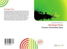 Buchcover von Bondage Pants