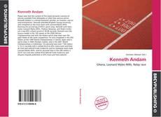 Portada del libro de Kenneth Andam