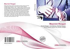 Bookcover of Maureen Reagan