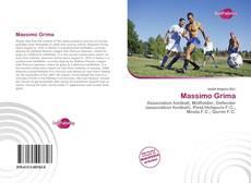 Bookcover of Massimo Grima