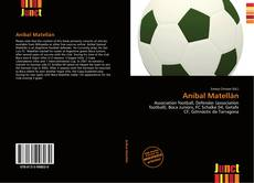 Обложка Aníbal Matellán