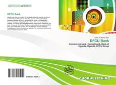 Bookcover of DFCU Bank